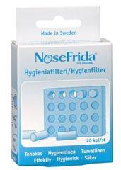 NenäFriida / NoseFrida filtterit X20 KPL