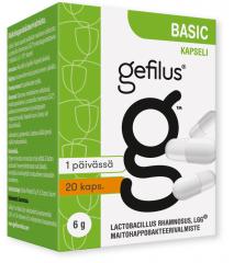 GEFILUS BASIC 20 kaps