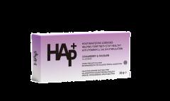 HAp+ imeskelytabl. mansikka-raparperi 16 kpl